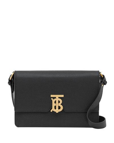 Albion TB Grainy Crossbody Bag