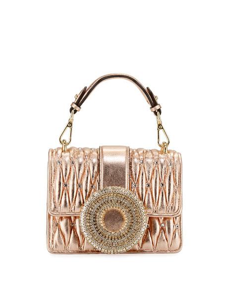 Gedebe Gio Small Top-Handle Bag