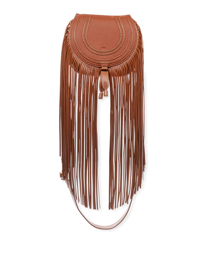 Marcie Small Crossbody Fringe Bag