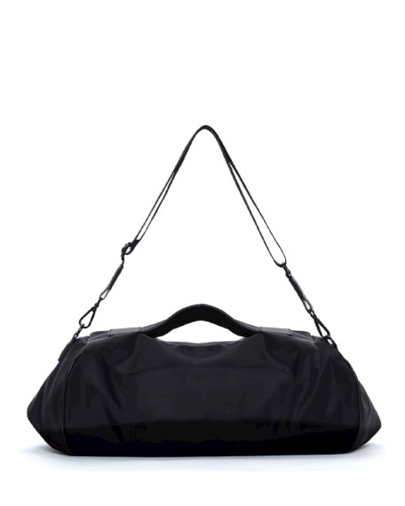 Transience Zip-Top Gym Duffel Bag