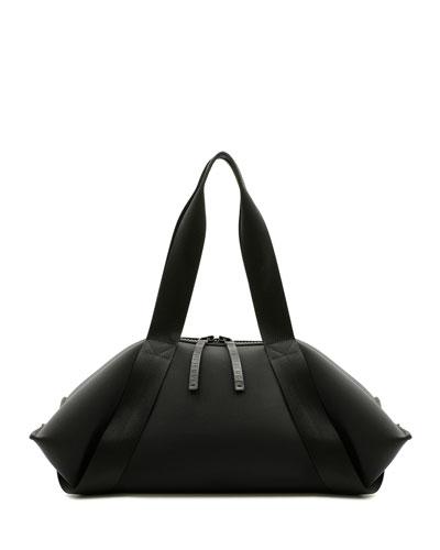 Zip-Top Yoga/Gym Shoulder Bag