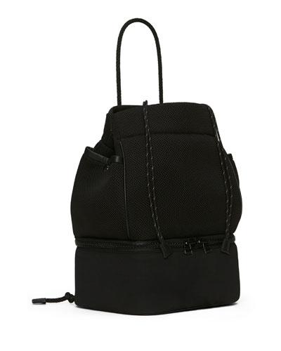 Plunge Drawstring Backpack