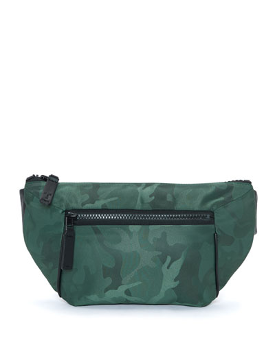 Bum Camo-Print Belt Bag