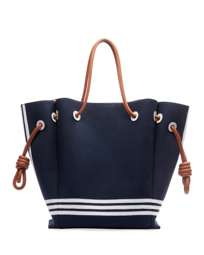 Flamenco Knot Sailor Tote Bag