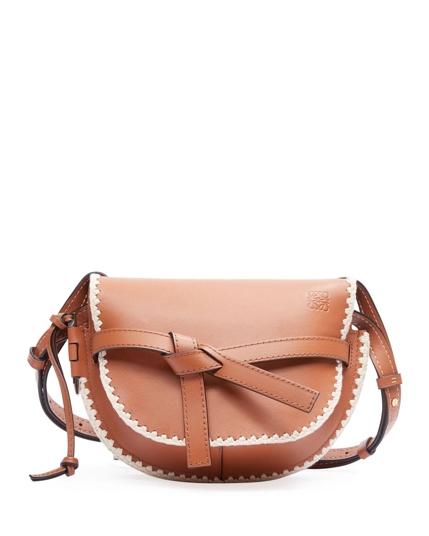 Loewe Shoulder GATE CROCHET SMALL SHOULDER BAG