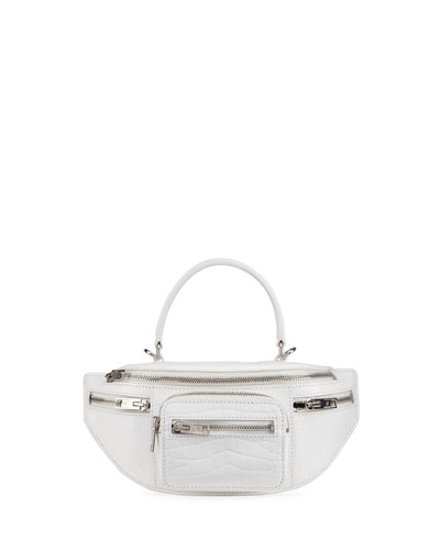 Attica Soft Mini Top-Handle  Bag
