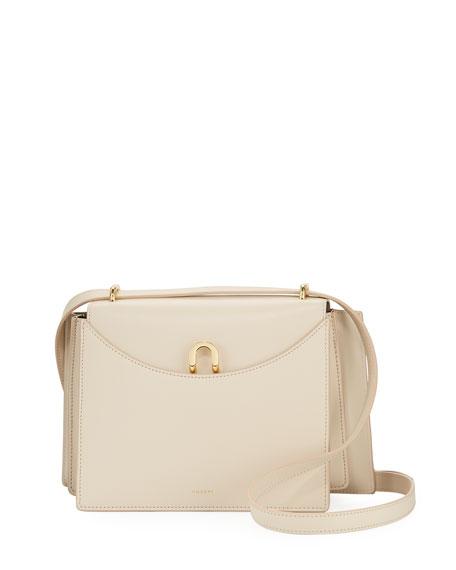 Yuzefi Eloise Leather Shoulder Bag
