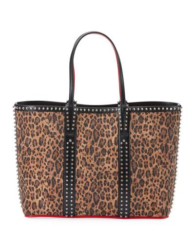 Cabata Liege Rio Leopard-Print Tote Bag