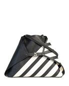 Akris Ai Medium Soft Shoulder Bag with Horsehair