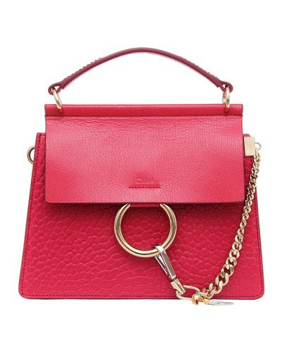 Faye Small Top Handle Bag
