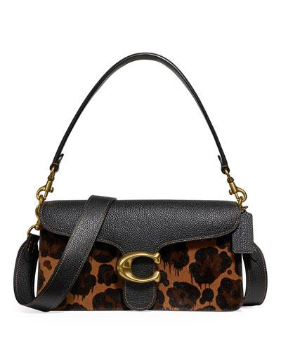 Wild Beast Calf Hair Shoulder Bag