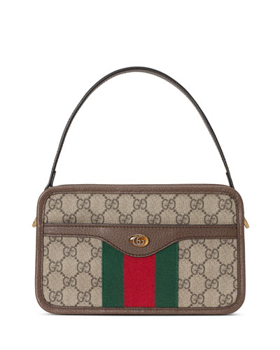 Ophidia Medium GG Supreme Messenger Bag