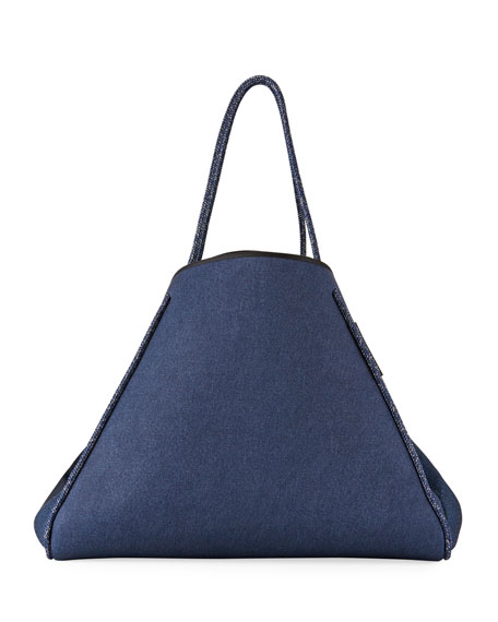 State of Escape Guise Carryall Tote Bag, Dark Denim