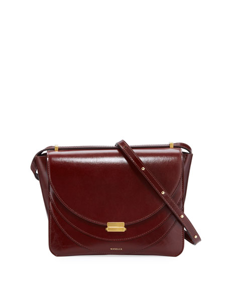 Wandler Luna Smooth Shoulder Bag