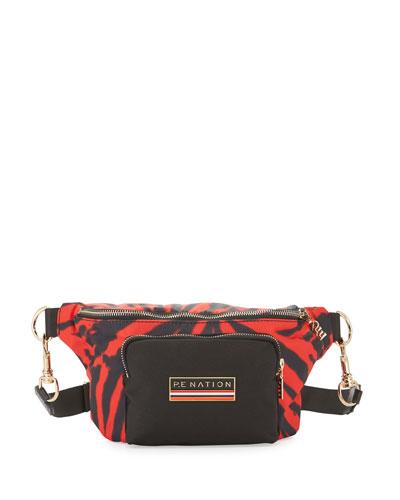 Real Challenger Crossbody Bum Bag