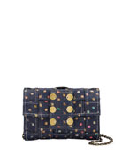 Kooreloo CPO Pixel Jean Clutch Bag