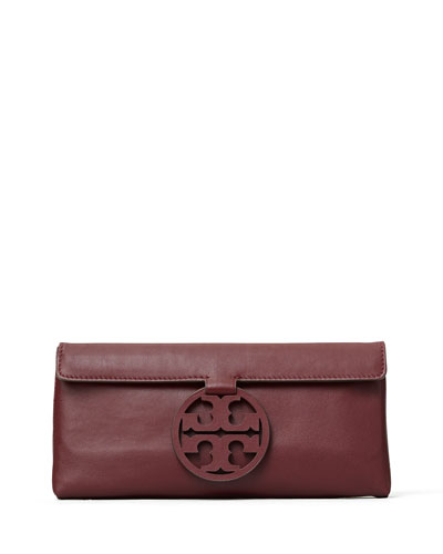 Miller Leather Clutch Bag