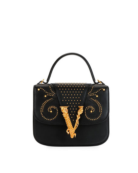Versace Virtus Western Dual-Carry Bag