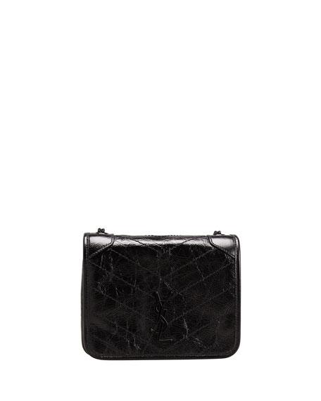 Saint Laurent Textured Leather Wallet