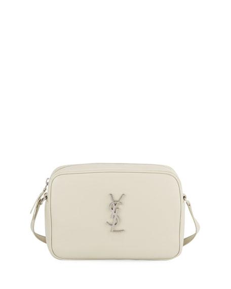 Saint Laurent Lou Medium YSL Monogram Camera Bag
