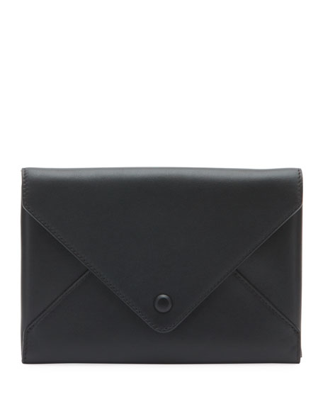 THE ROW Envelope Pouch in Calfskin