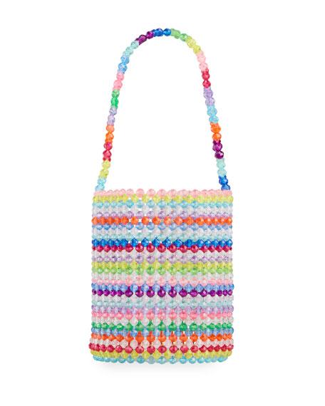 Susan Alexandra Striped Merry Bucket Bag