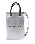 Balenciaga Shop Phone Holder Bag