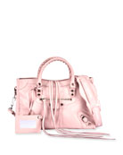 Balenciaga Classic City Small Leather Tote Bag with
