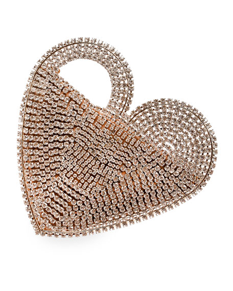 Rosantica Regina Heart Large Bag