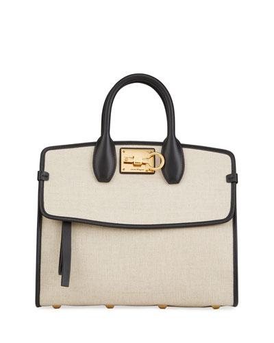 The Studio Kuban Top-Handle Bag