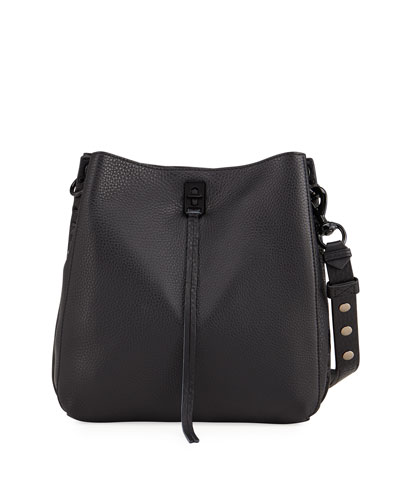 Darren Leather Hobo Bag