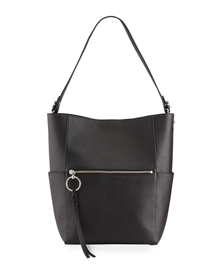 Rebecca Minkoff Gabby Hobo Bag with Webbing Strap