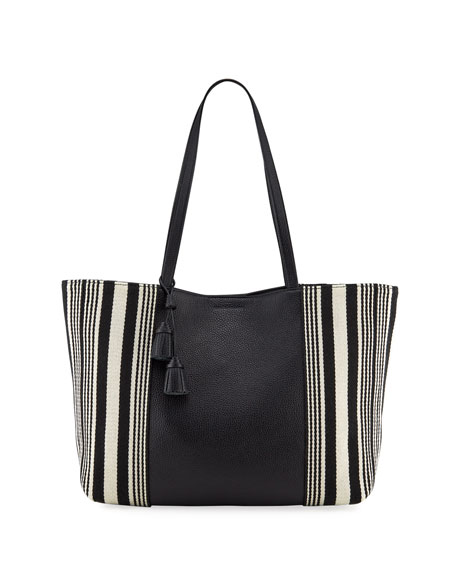 Rebecca Minkoff Open Tote Bag with Webbing