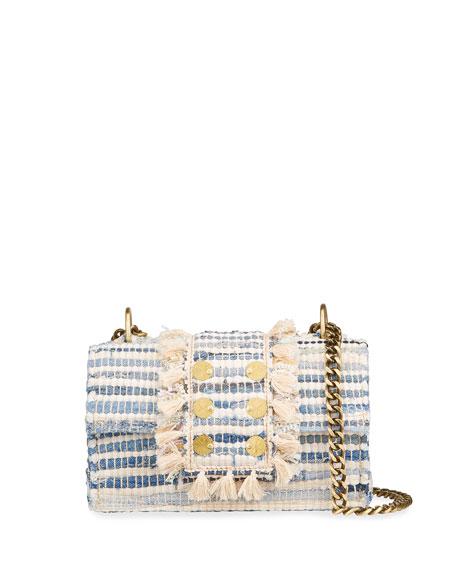 Kooreloo New Yorker Soho Tweed Flap Bag