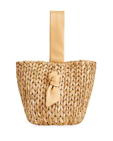 Pamela Munson Isla Bahia Petite Basket Lady Bag