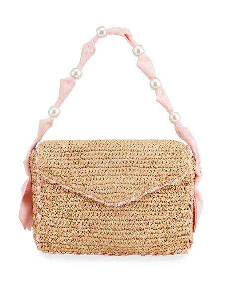 Pamela Munson Las Olas Pearl Shoulder Bag