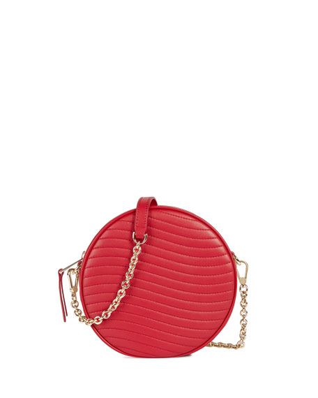 Furla Swing Mini Round Crossbody Bag