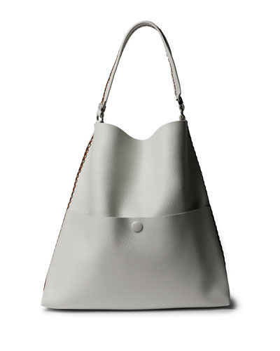 Iconic Slim Medium Tote Bag