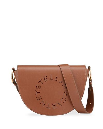 Eco Soft Flap Shoulder Bag