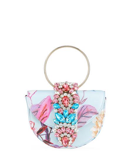 Gedebe Brigitte Mini Sunrise Top-Handle Bag