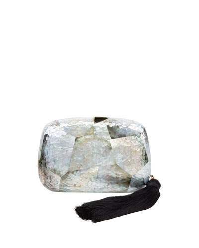 Stella Minaudiere Clutch Bag with Tassel