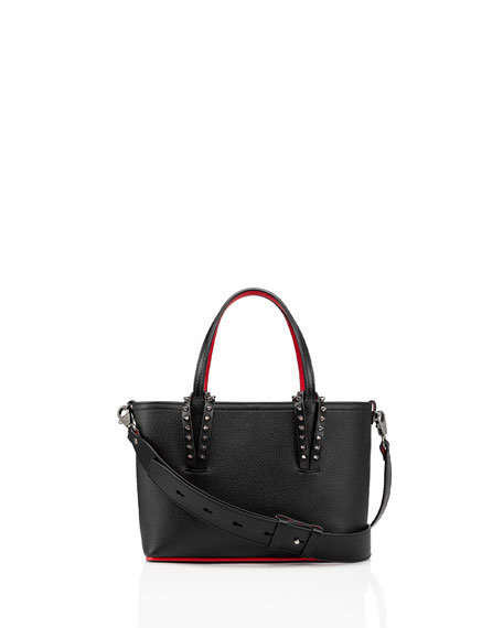 Christian Louboutin Cabata Spike Mini Tote Bag