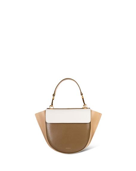 Wandler Hortensia Mini Calf Top Handle Bag