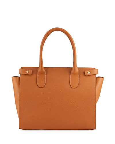 Reese Leather Tote Bag