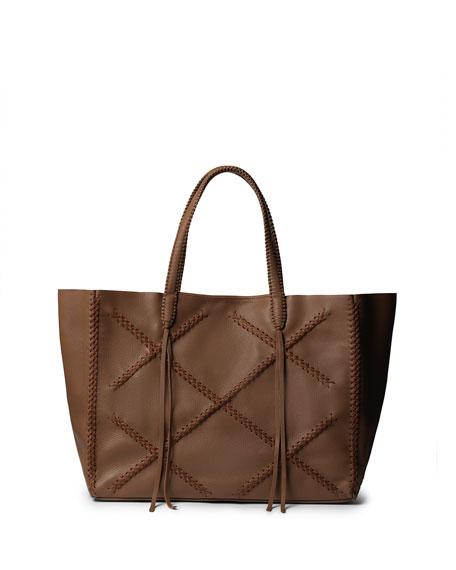 Callista Iconic Leather Tote Bag