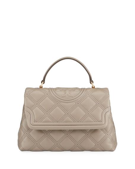 Tory Burch Fleming Soft Top-Handle Satchel Bag