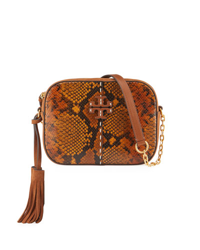 McGraw Exotic Camera Bag