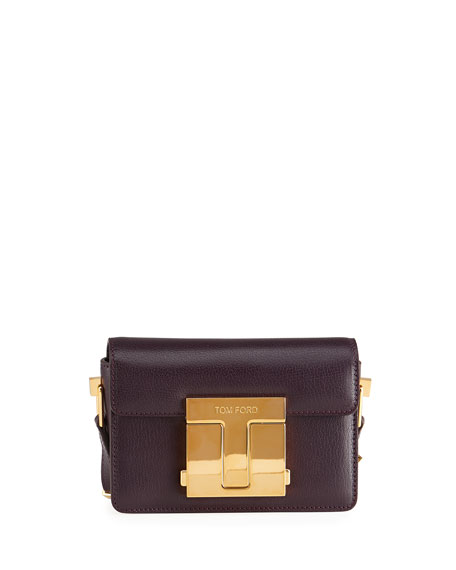 TOM FORD T-Clasp Small Shoulder Bag