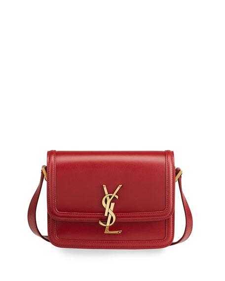 Saint Laurent Small YSL Shoulder Bag