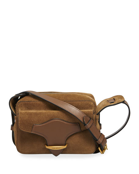 Isabel Marant Wasy Zip Shoulder Bag